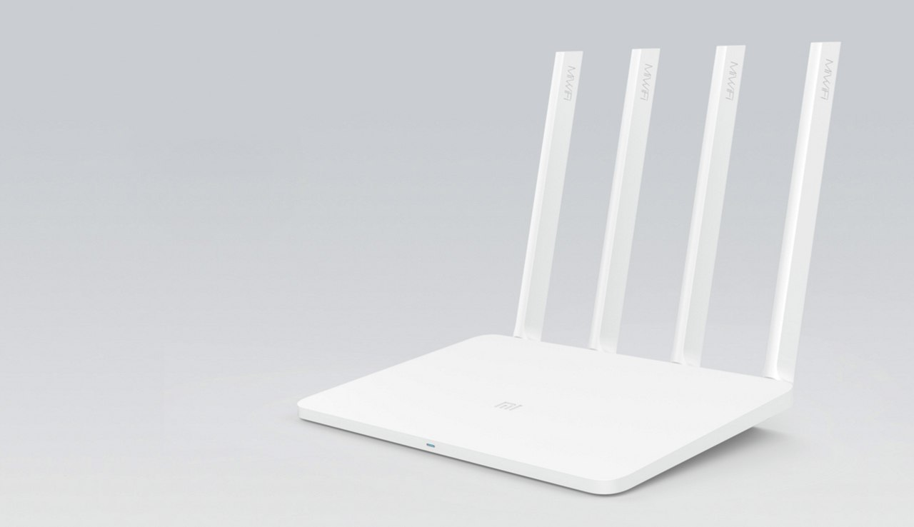 Xiaomi Mi WiFi Router 3C White